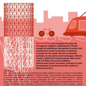MuovitiRoma, per riprogettare la mobilità della Capitale