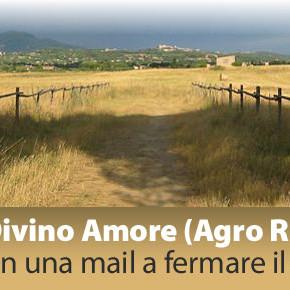 Una mail per fermare la colata di cemento della Polverini a Marino