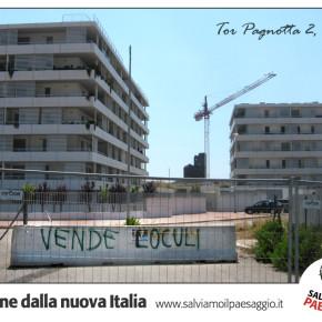 Roma, Tor Pagnotta 2: l'archeologia inghiottita dal cemento