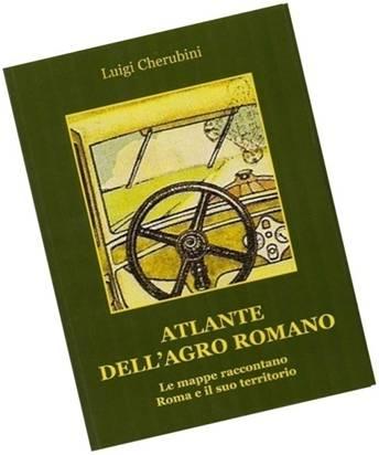 Copertina Atlante dell'Agro Romano