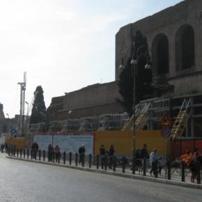 Metro C: Roma trasforma il paesaggio