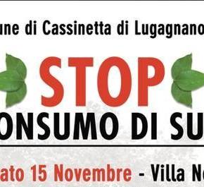 Stop consumo di suolo, convegno a Cassinetta di Lugagnano