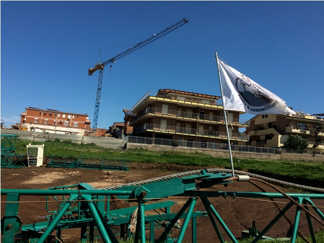 Speculazione edilizia Divin Amore, dopo l'arresto del sindaco di Marino tutti in Regione il 15 aprile (foto Luca Verducci)