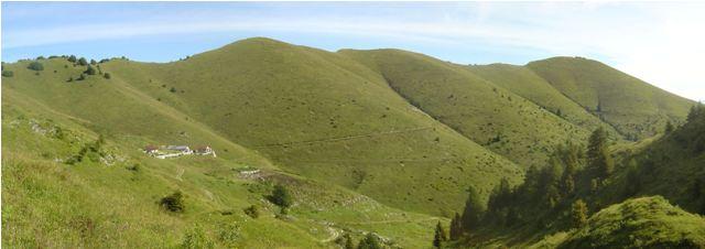 Monte Fontana Secca e Col de Spadaròt, Quero (BL). Ultima donazione al FAI