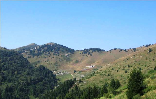 Monte Fontana Secca e Col de Spadaròt, Quero (BL). Ultima donazione al FAI  (foto FAI)