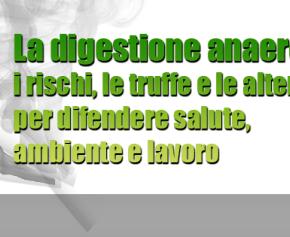 Ecodistretti e Biogas, dibattito in Regione Lazio