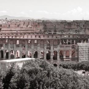 Ma Roma finisce al Colosseo?