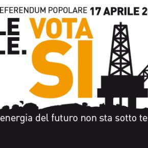 Referendum trivelle, il 17 aprile un Sì per tanti buoni motivi