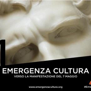 #EmergenzaCultura, il 7 maggio a Roma si manifesta per l'articolo 9