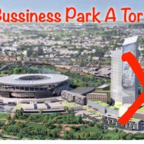 """Tor di Valle, i comitati: """"Nessun compromesso con i palazzinari, no al Business park"""""""