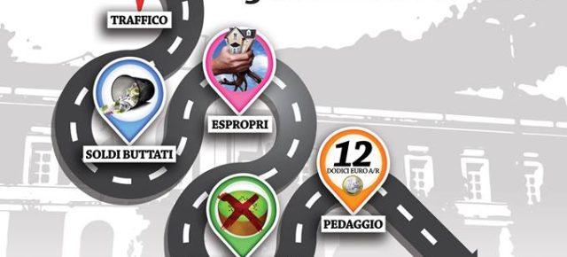Autostrada Roma-Latina, aspettando le mobilitazioni anche l'Isde dice no