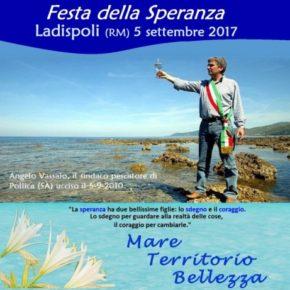 "Ladispoli ricorda Angelo Vassallo, il ""sindaco pescatore"""