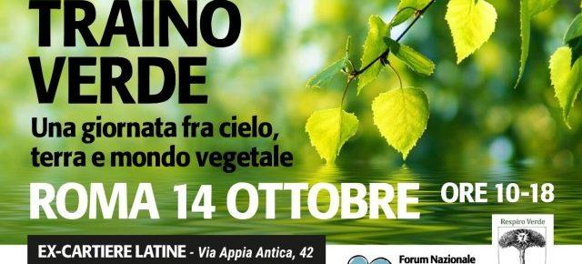 Consumo di suolo, il 14 ottobre una giornata di sensibilizzazione