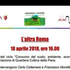 L'Altra Roma dialoga per progettare la città