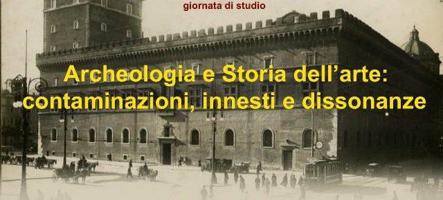 Archeologia e storia dell'arte, radici e prospettive comuni