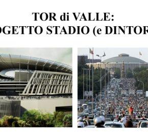 """Tor di Valle, nuovi incontri """"per unire energie e riprendere la mobilitazione"""""""